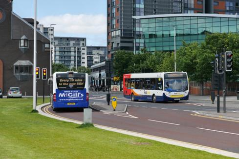 Fastlink – setting the standard for BRT in the West of Scotland