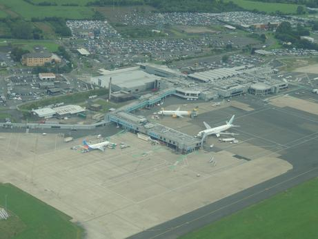 Row escalates at Belfast airport over unauthorised parking operation
