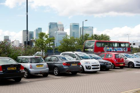 Drivers offered live parking data by TfL