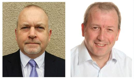 Steve O'Brien and Graham Smith join APCOA's UK management team
