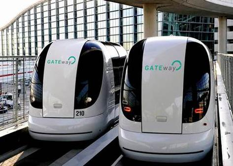 Greenwich GATEway will road test driverless pods