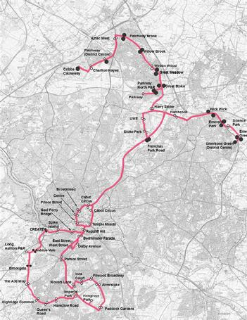 Greater Bristol councils reveal operational plans for MetroBus