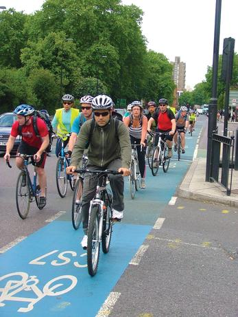 Demand forecasts for cycling projects 'are stabs in the dark'