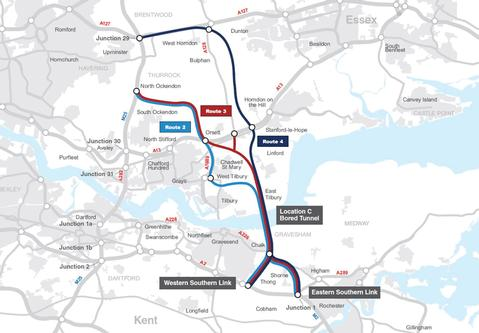 HE's tunnel vision presents a new route across Lower Thames estuary
