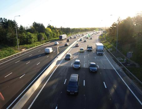 Surprise as traffic jumps 10% in year on M25 all-lane running