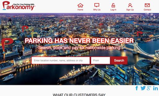 Parkonomy signs online sales agreement with NCP