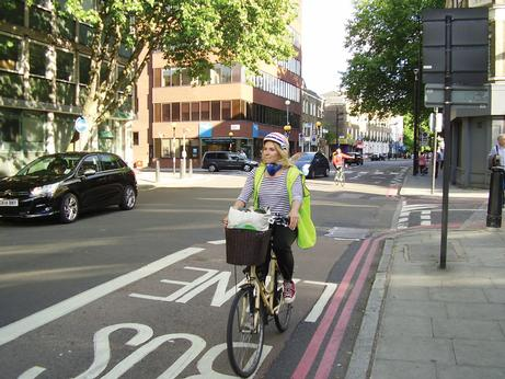Active travel must be part of the mix
