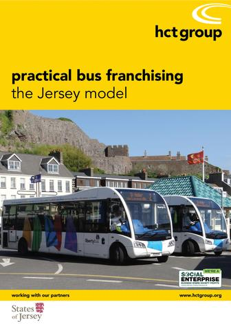 Jersey: franchising blueprint?