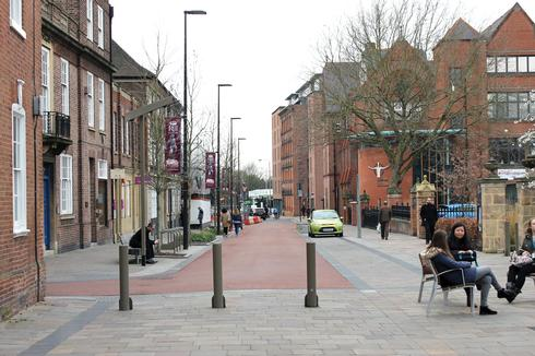 Improving the city's public realm has been a major priority for Soulsby