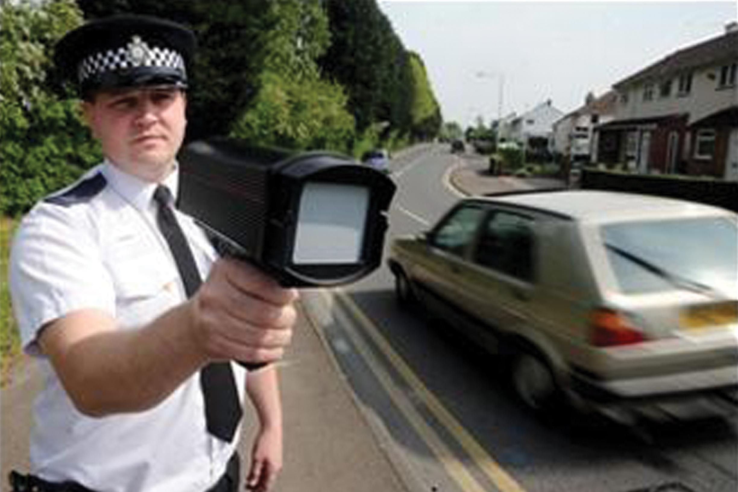 Paying the police to avoid prosecution for speeding is bribery, says the ABD