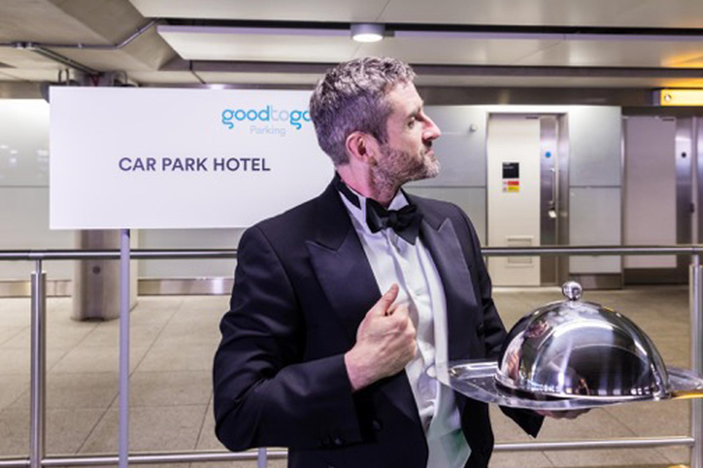 Heathrow unveils its Car Park Hotel