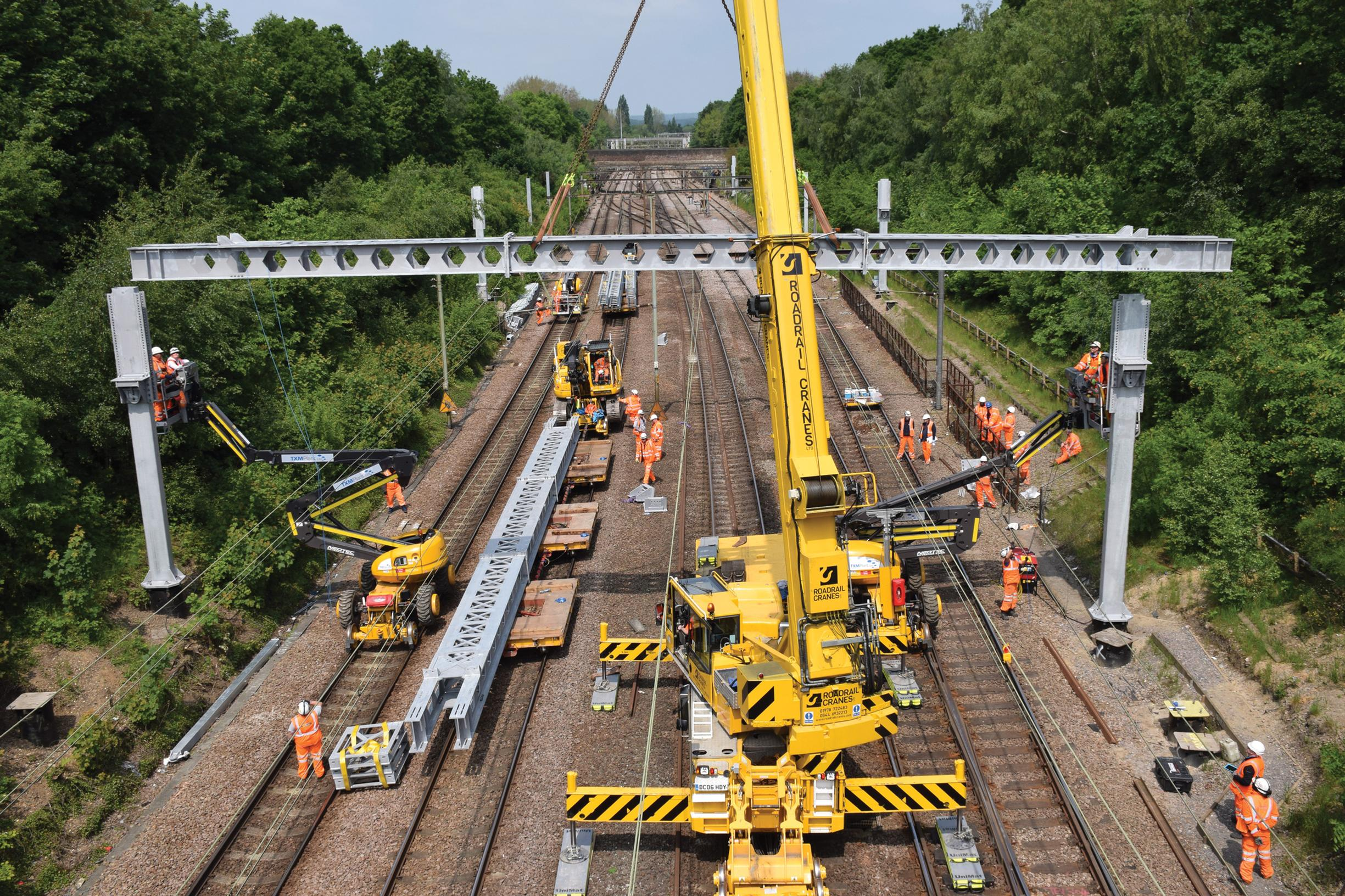 DfT & Scots revise planning process for rail enhancements