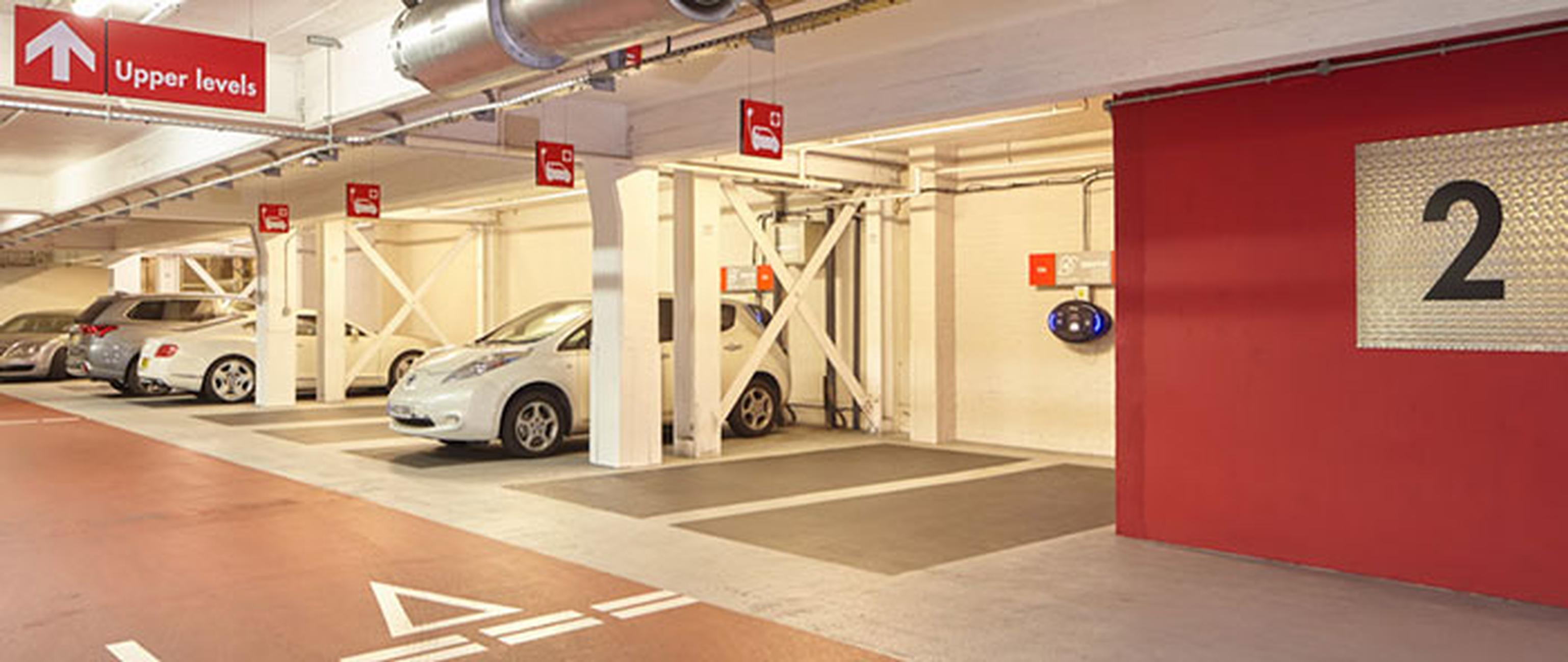 Chargemaster to manage Q-Park's London EV stations