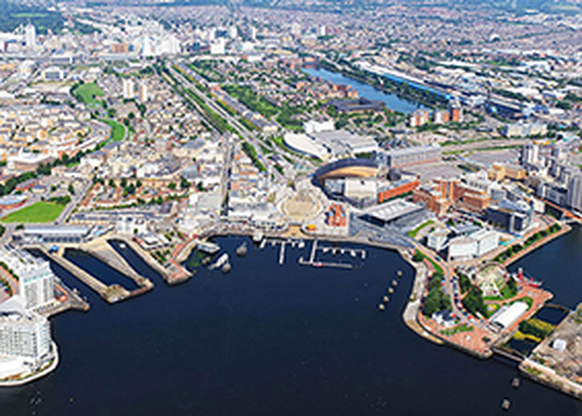 Q-Park moves into Cardiff Bay