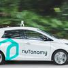 First public trial of a robo-taxi service begins in Singapore