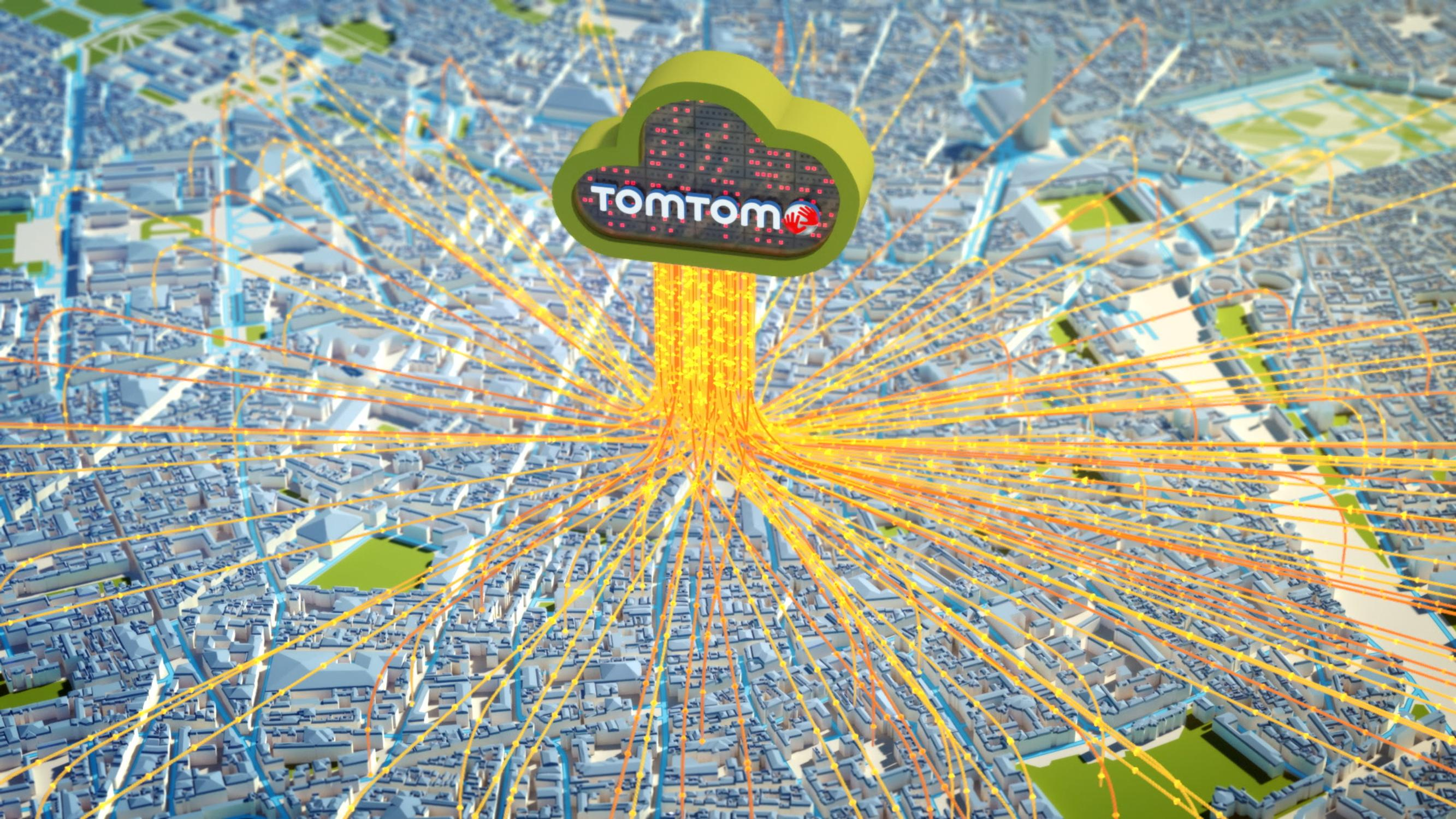 TomTom launches on-street parking guidance service