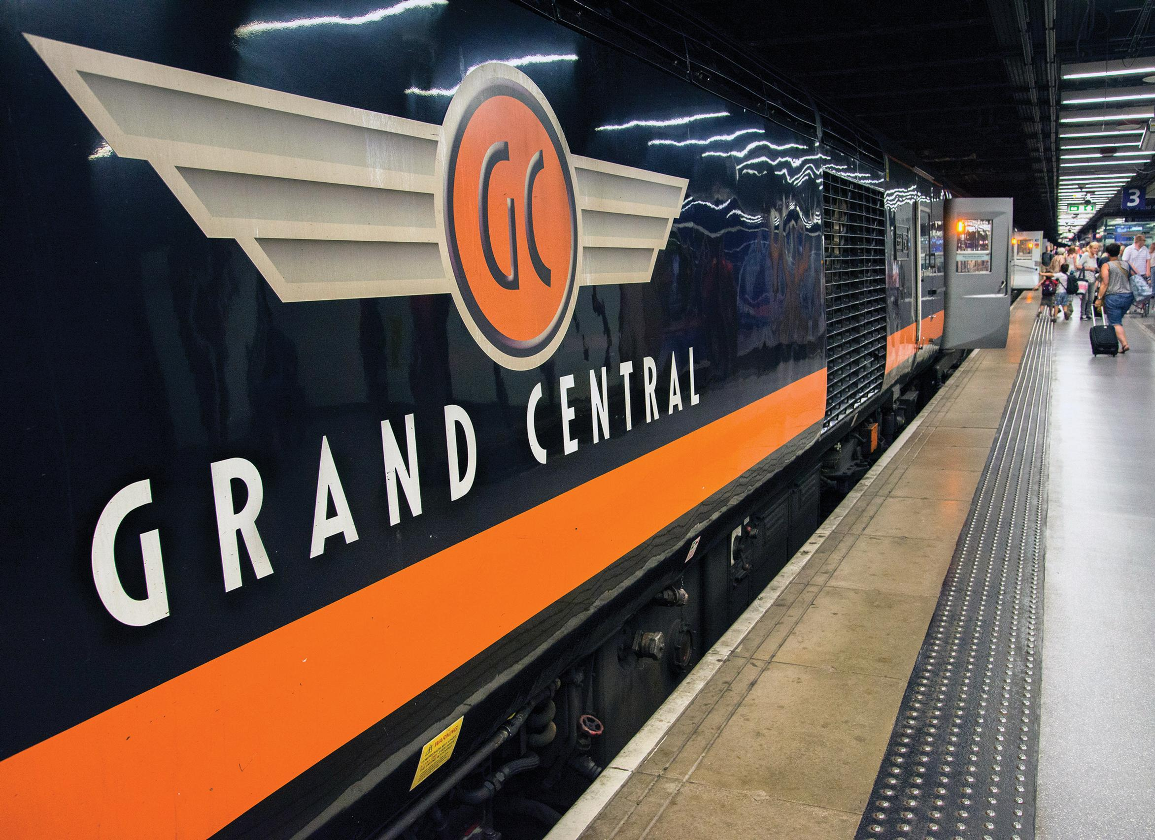 Patronage continues to drop at Arriva-owned Grand Centrall