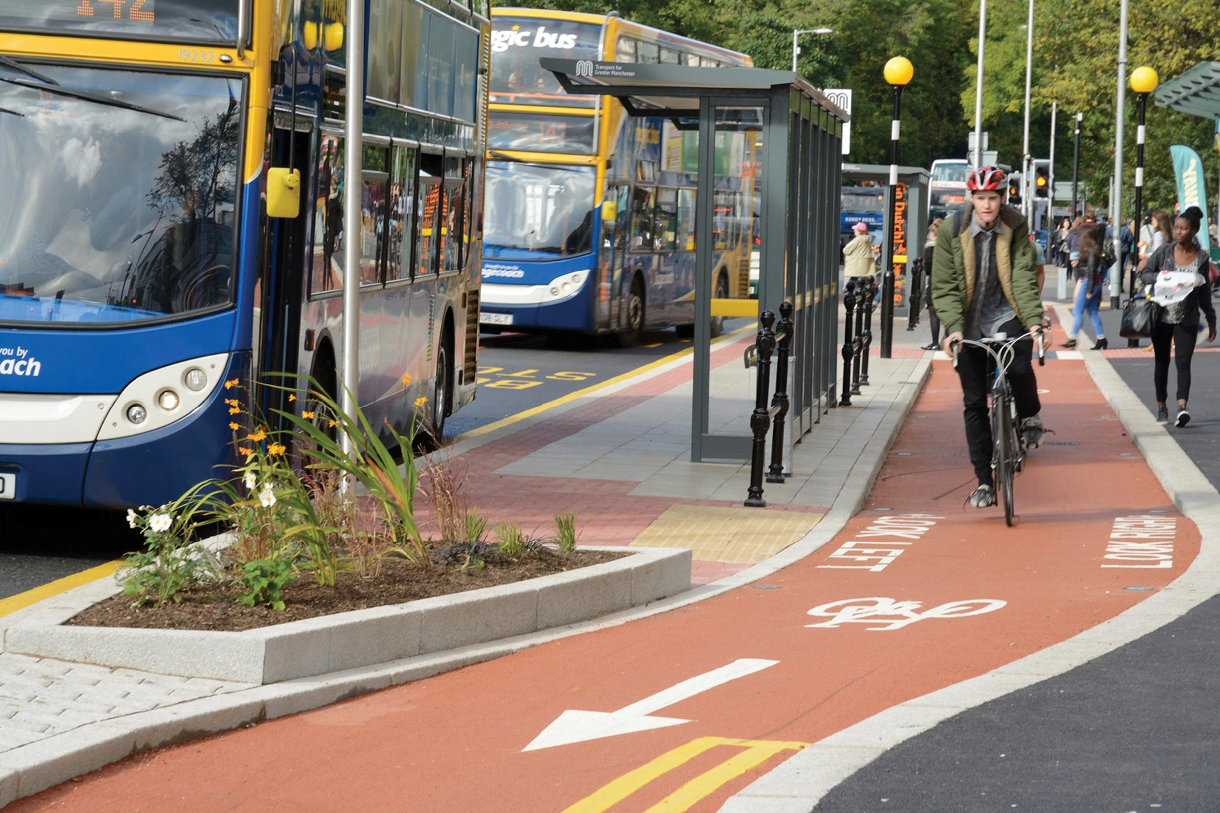 The transformation of Oxford Road is the final piece in the bus priority package jigsaw