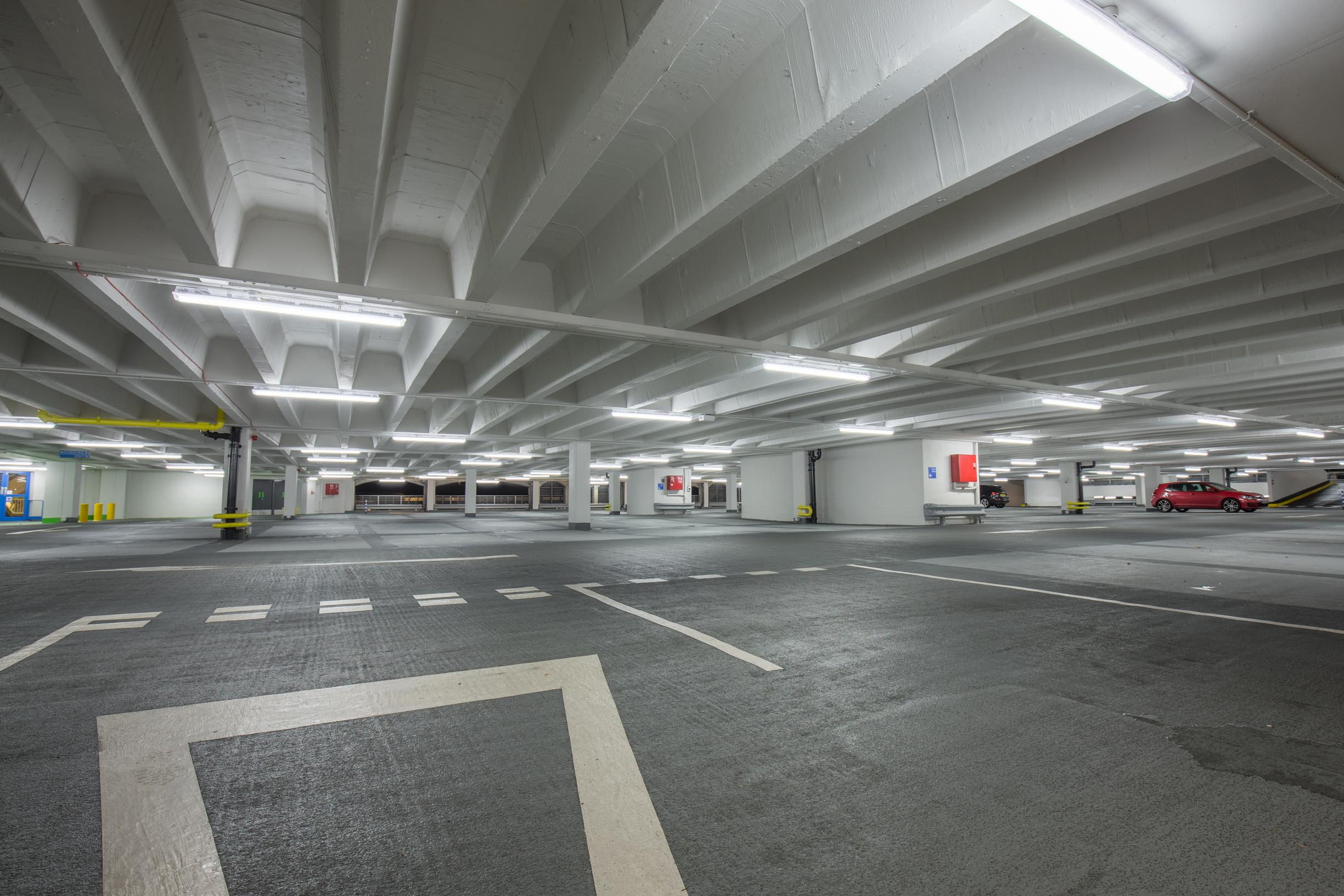 New look car park is good news for Bon Accord shoppers