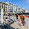 Public health and medical professionals should 'advocate for healthier city design and transportation policies'
