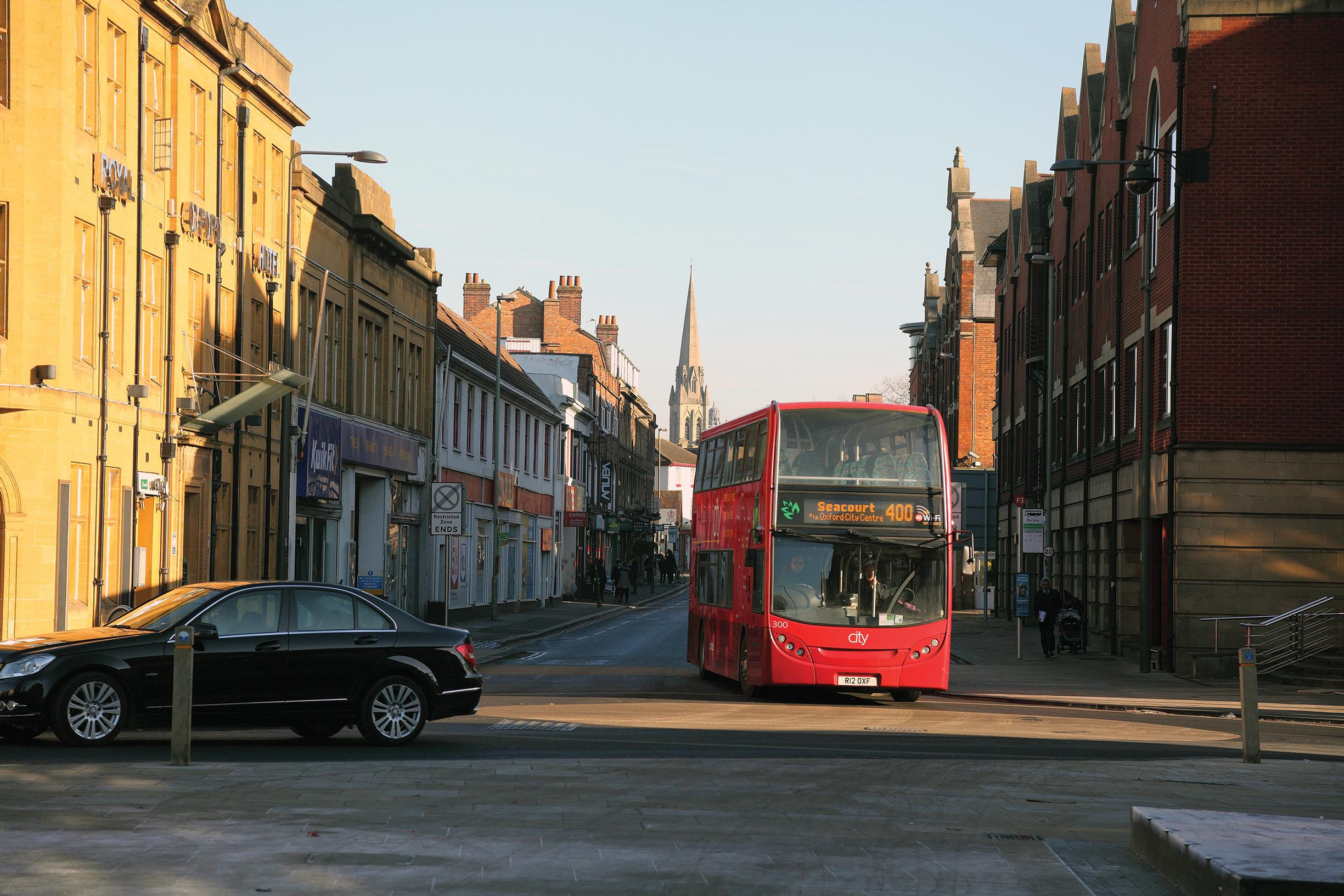 DfT to overturn bus franchising free-for-all