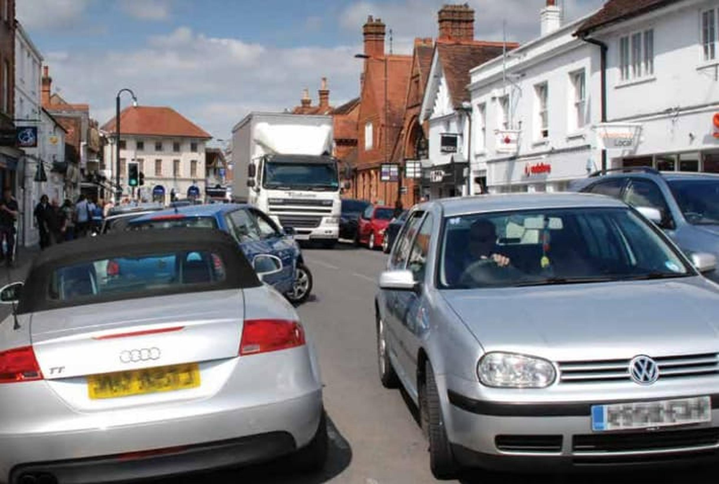 Cost and availability of parking is a growing concern for motorists, says RAC