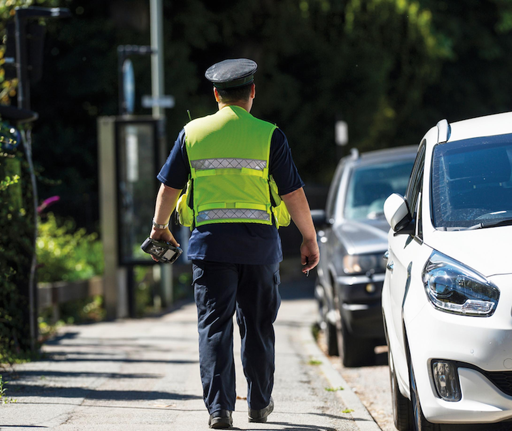 Ashford to expand parking enforcement team