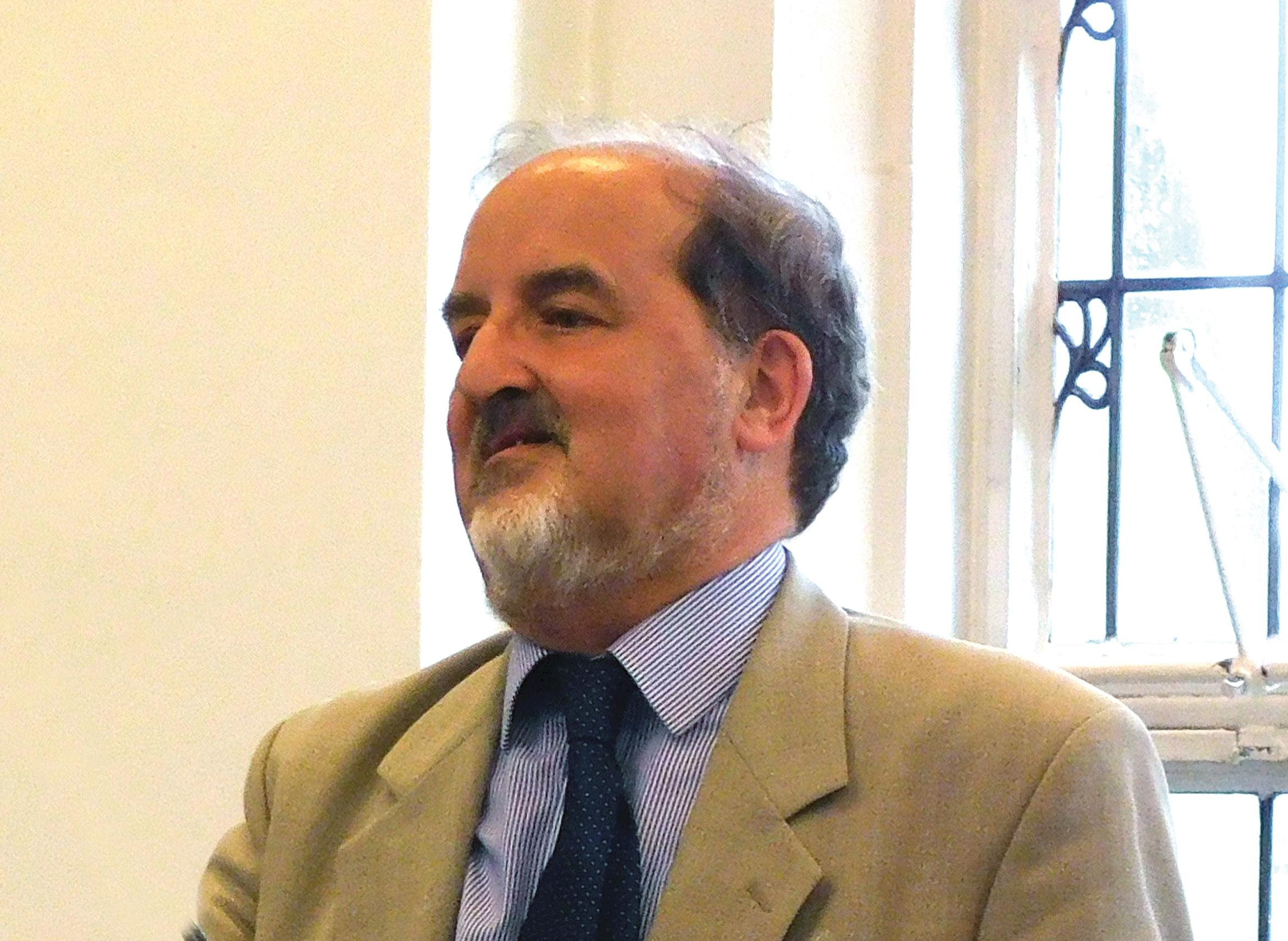 Peter White is an emeritus professor at the University of Westminster.