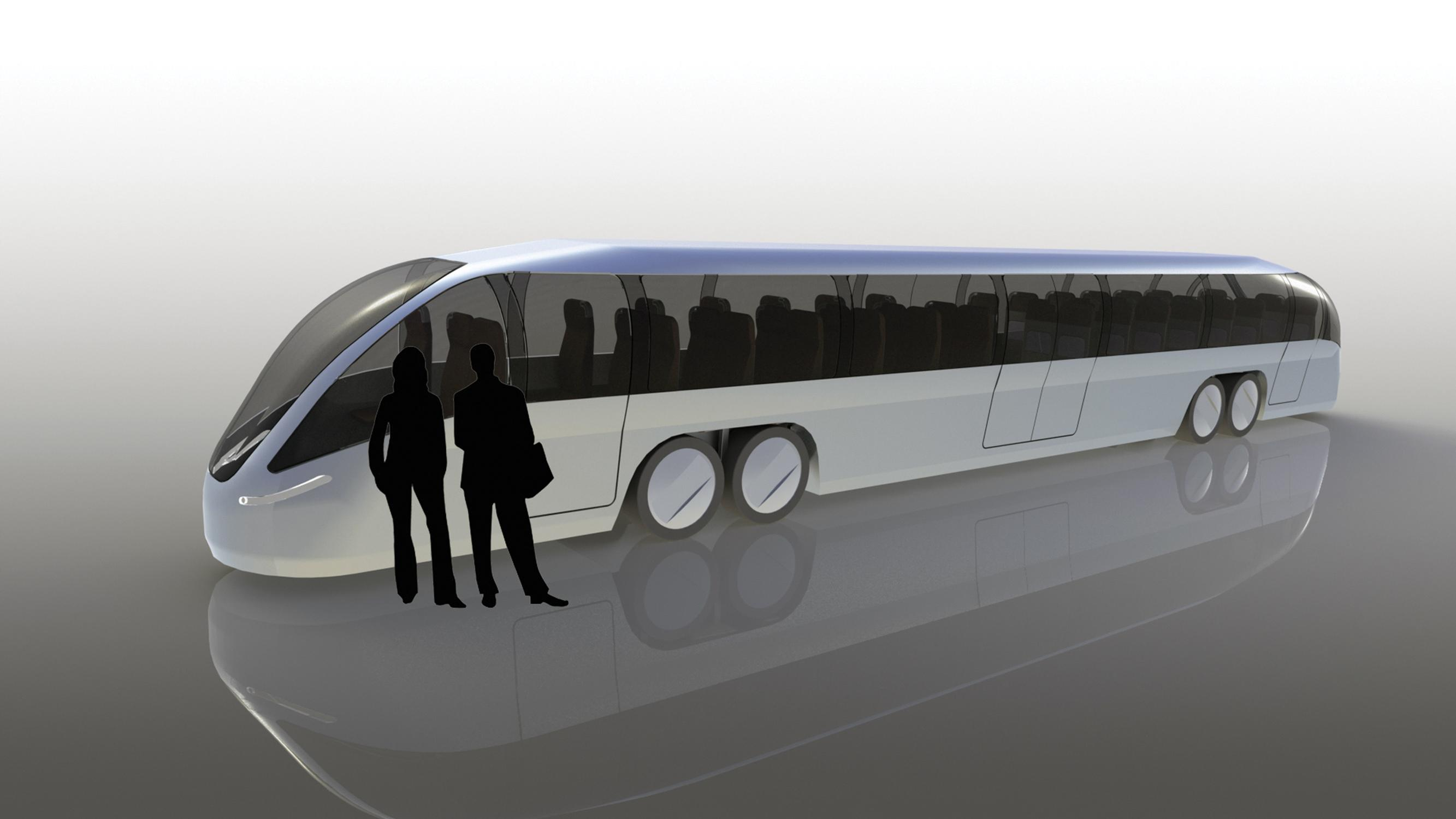 Driverless minibuses plan for Cambridge guided busway