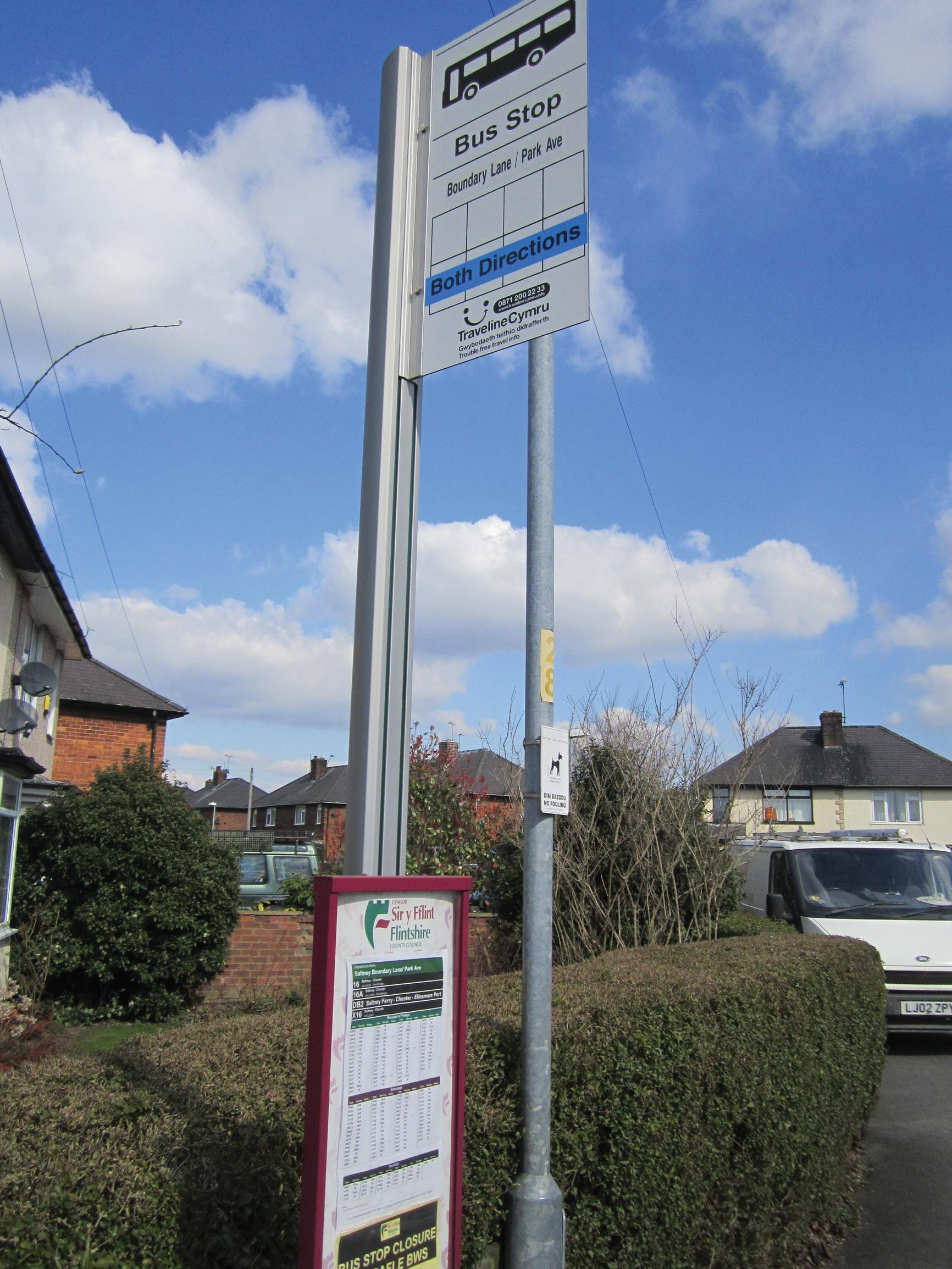 The DfT should follow the Welsh Government's proposal for statutory guidance on bus stop design, says Daniel Washington