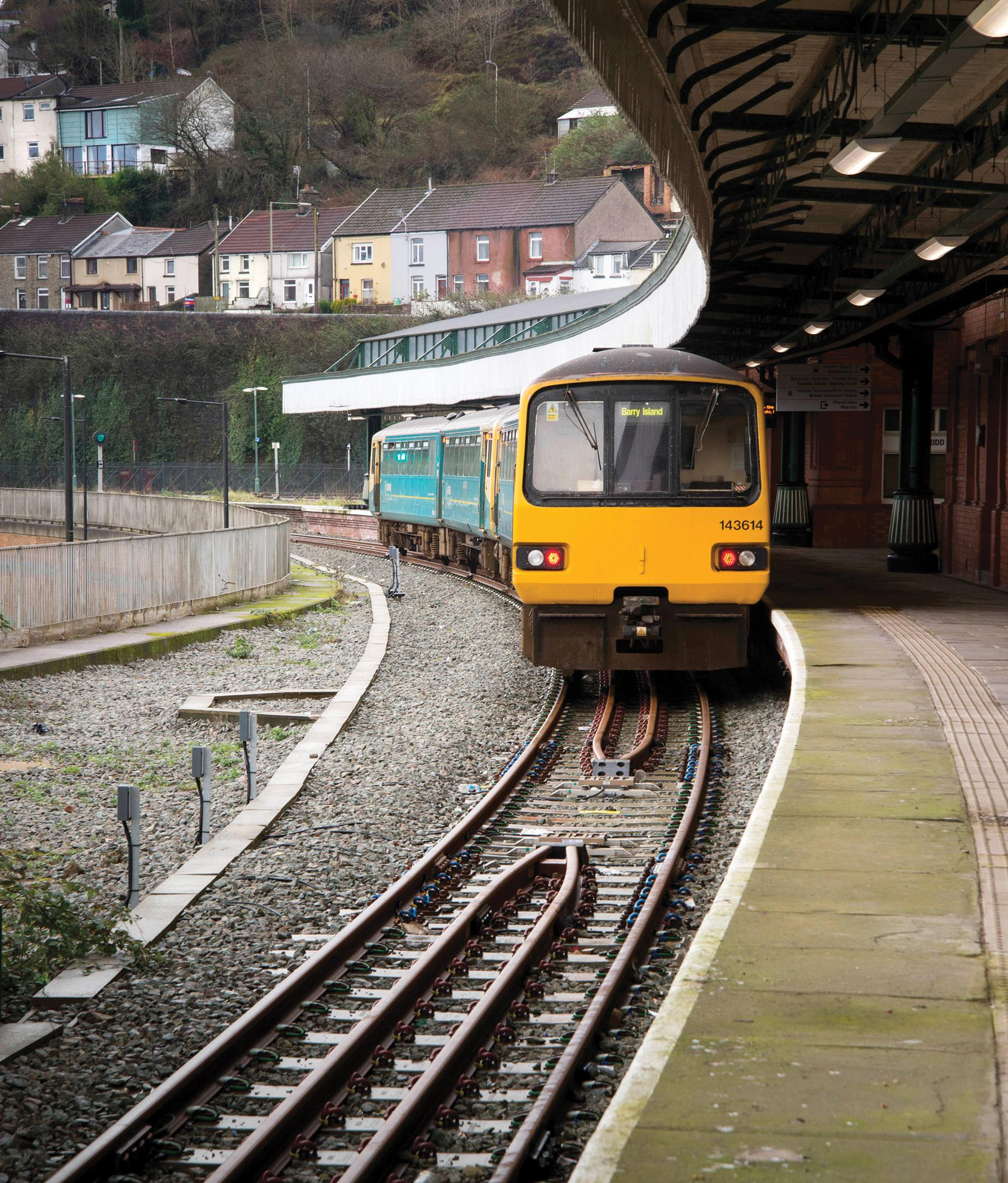 Valley Lines: fixed budget for upgrade