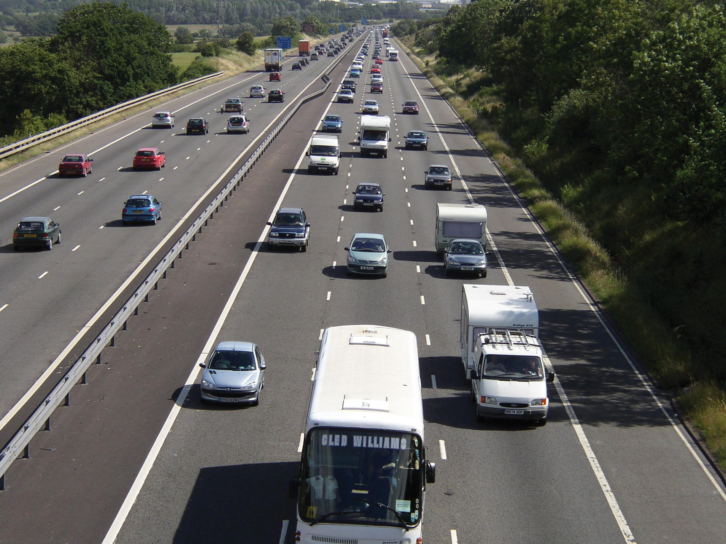 Five road pricing blueprints shortlisted for £250,000 prize