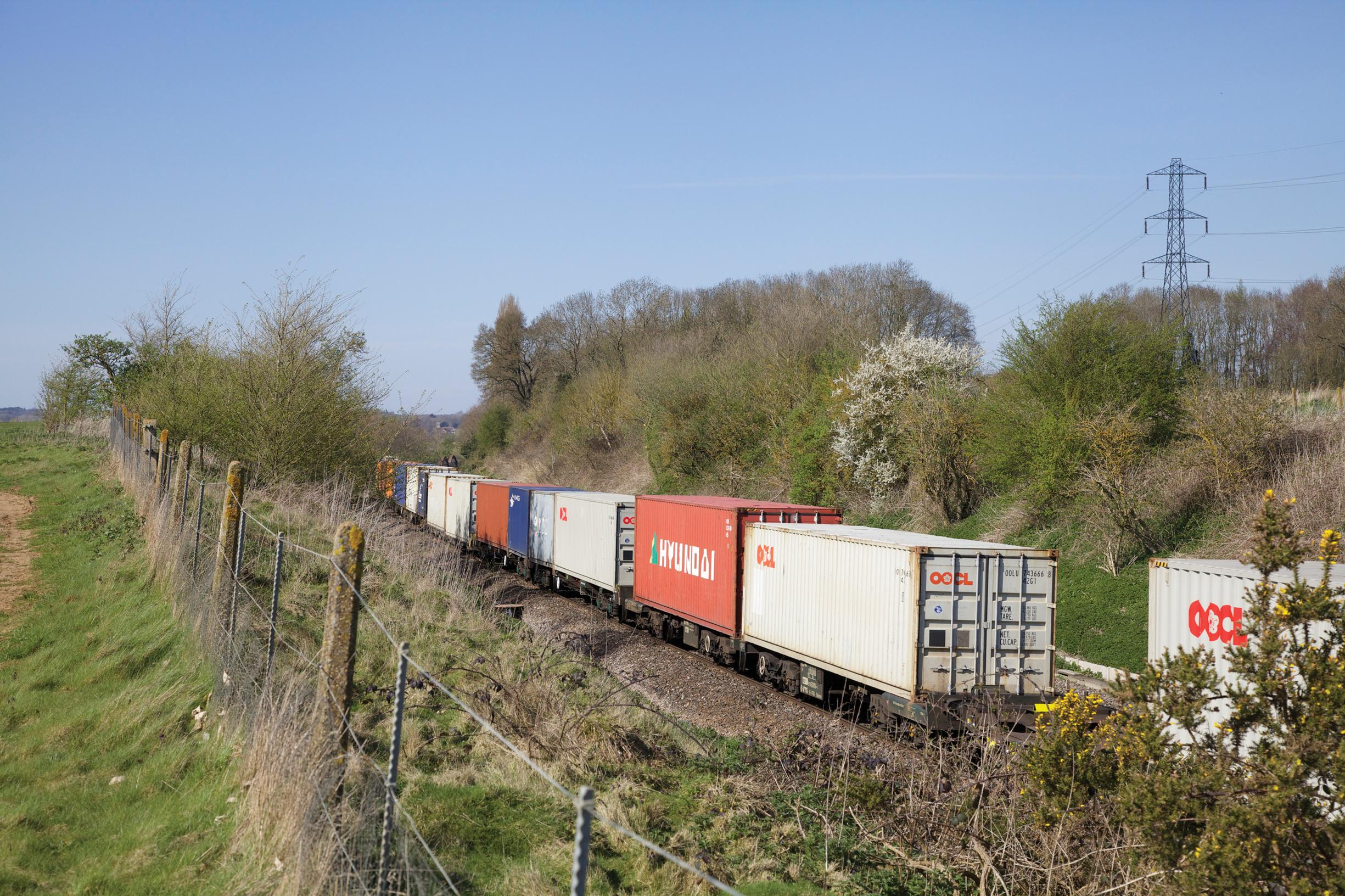 Growing rail freight could cut need for road spend, DfT told