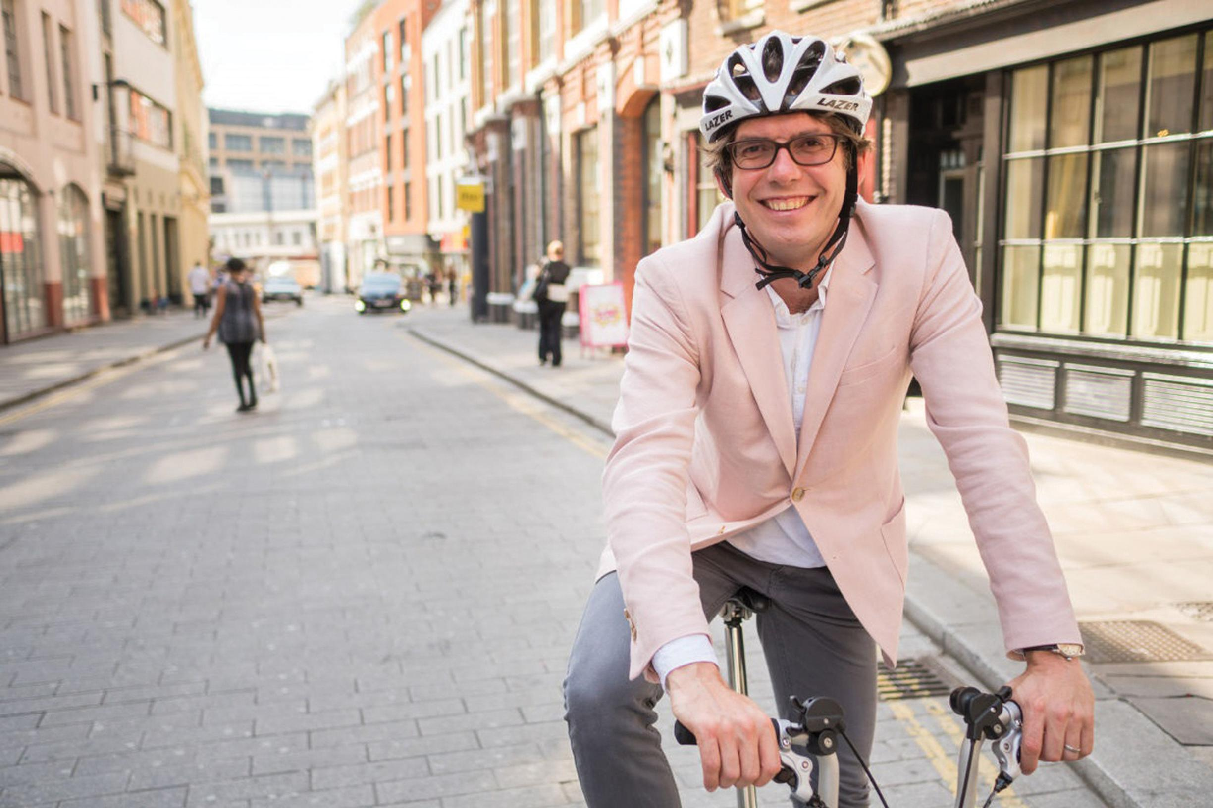Brice refocuses Sustrans and announces NCN review