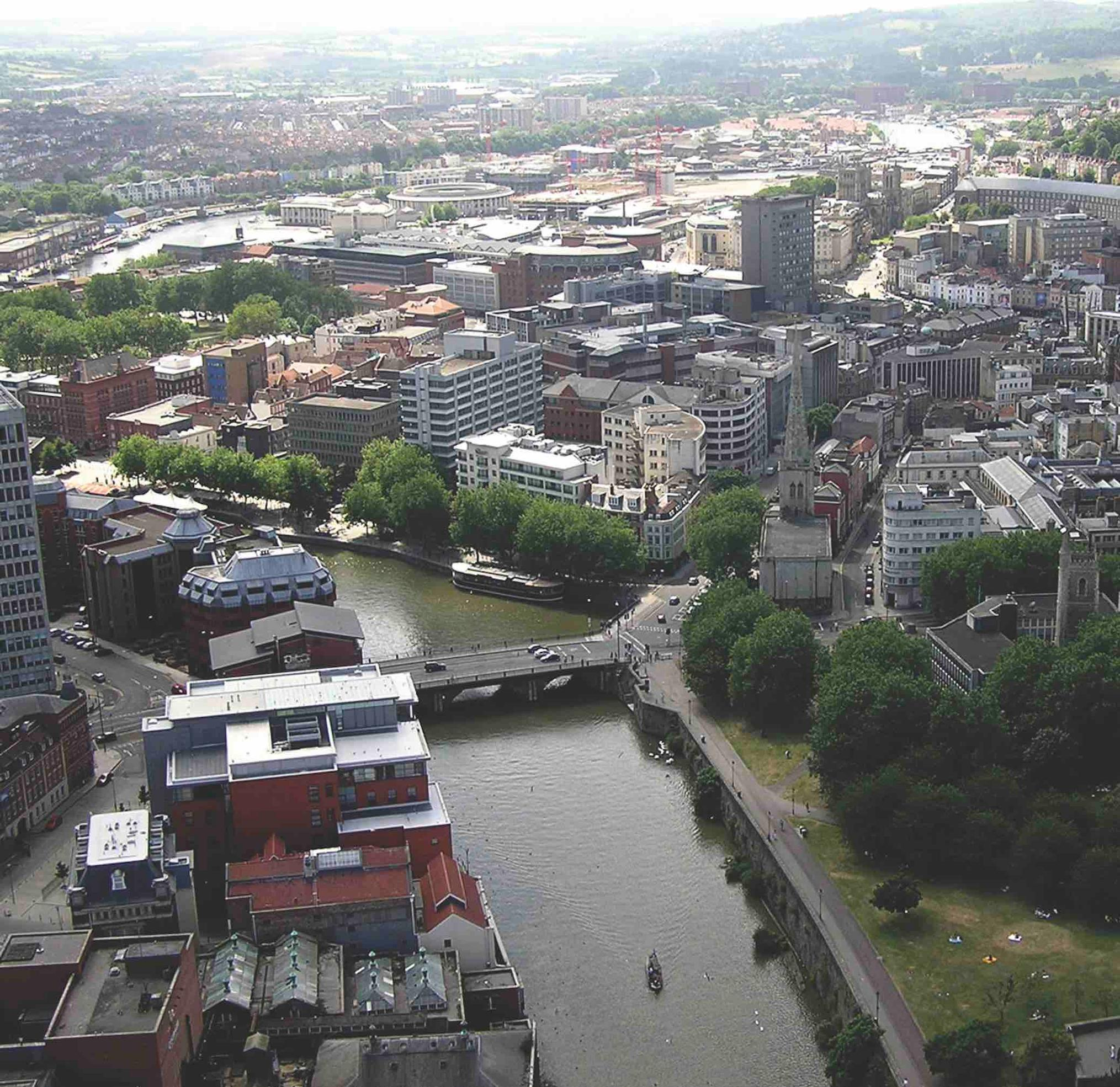 Bristol: no traffic growth