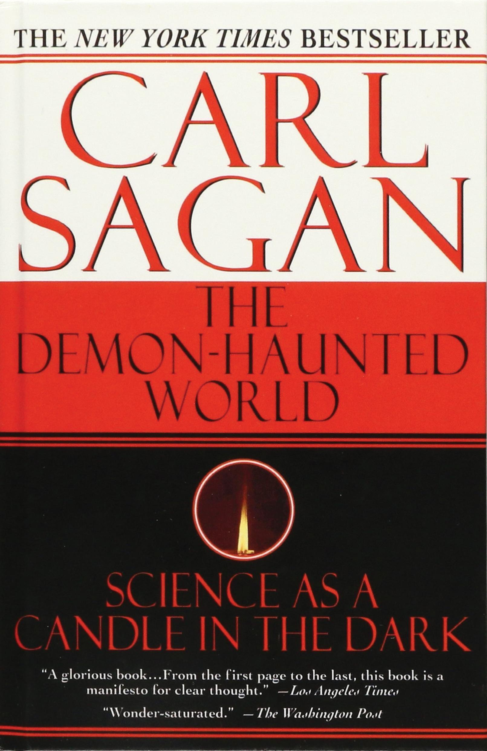 Lie-proof your life with Sagan's 'baloney detection' checklist