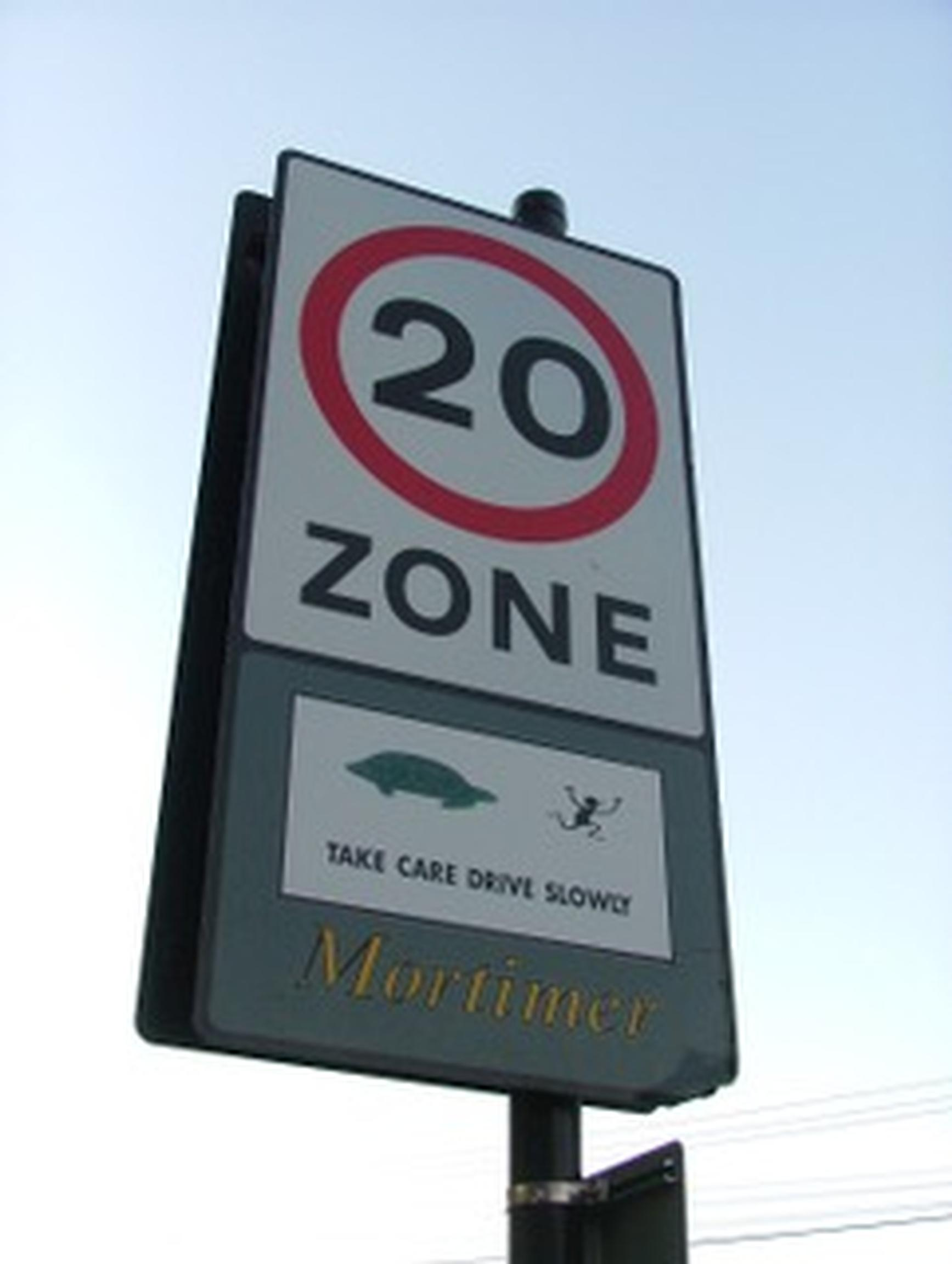 Major study to assess link between 20mph limit and safety