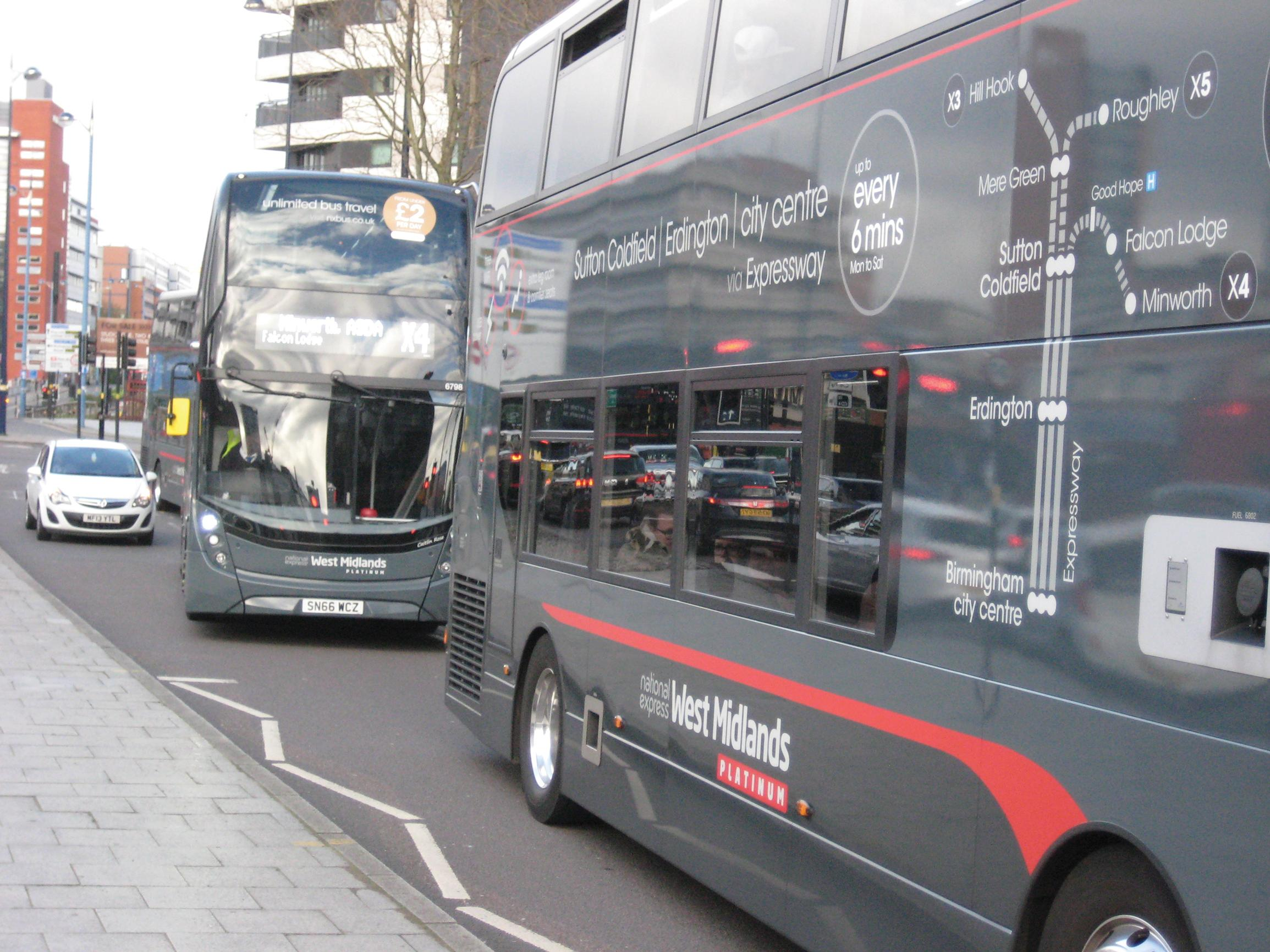 There's no viable alternative to diesel buses, say operators