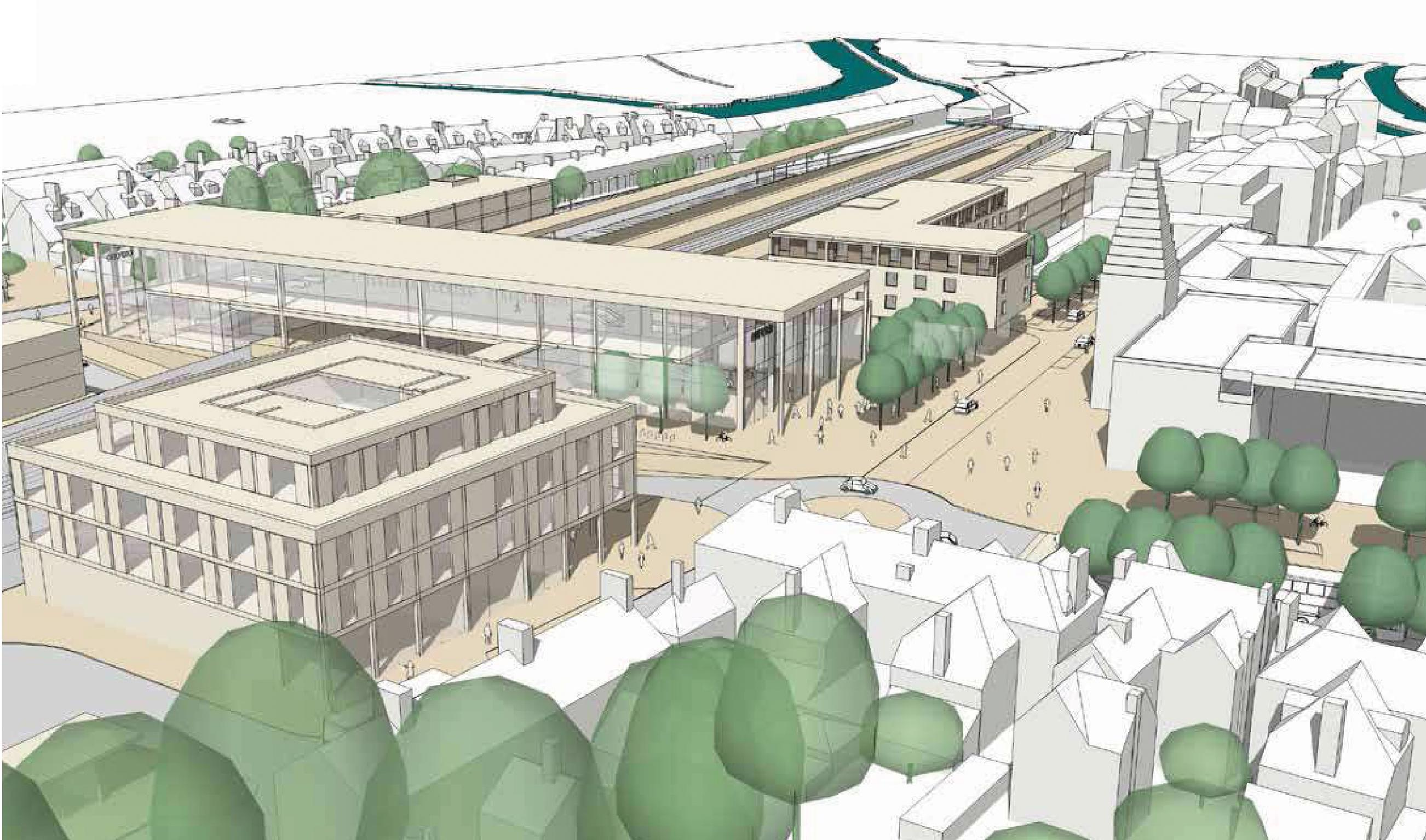 Oxford publishes guidance to  steer station redevelopment