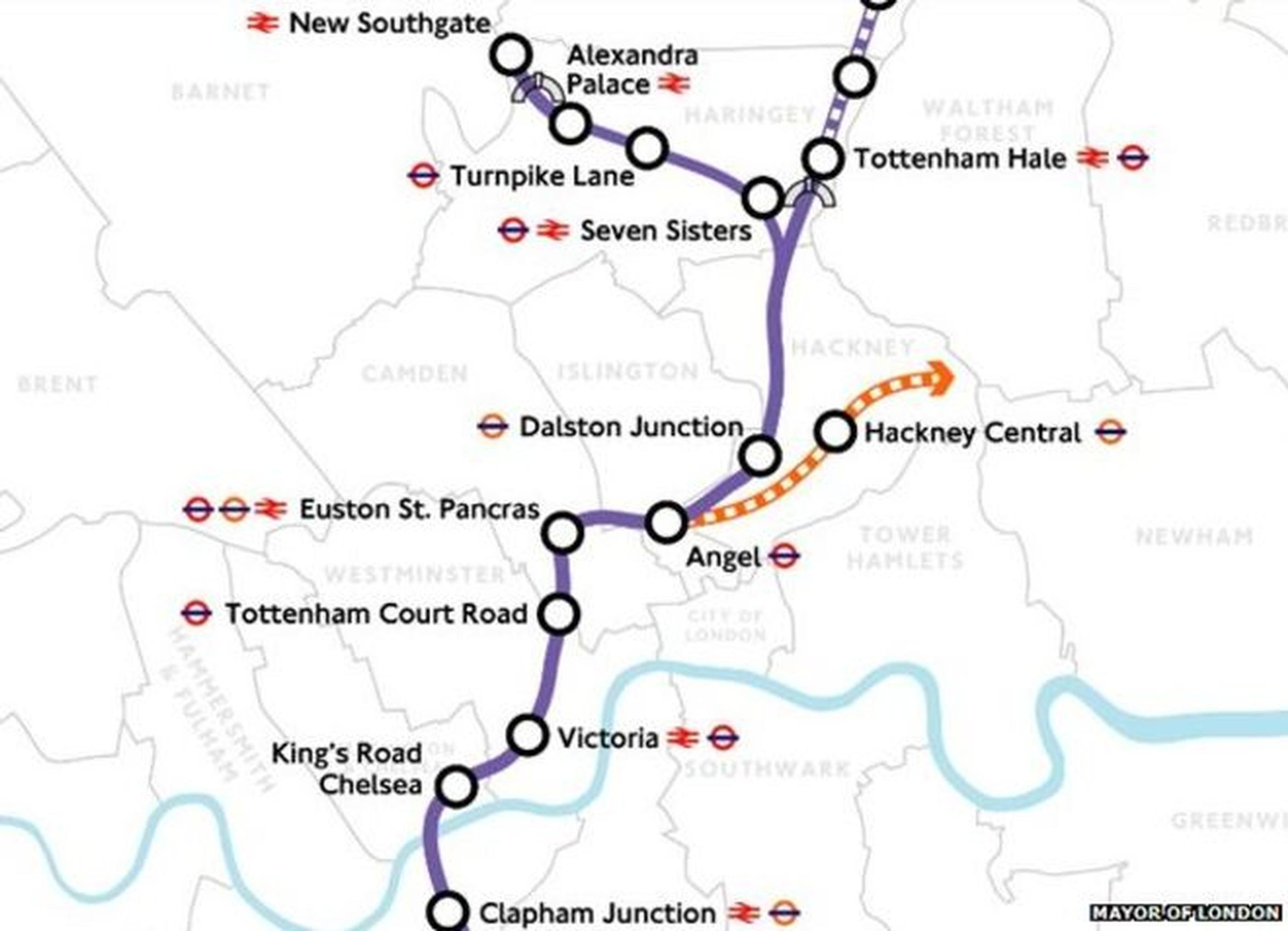 Queen's Speech: HS2 to Crewe, transport sector concern over exclusion of Crossrail 2