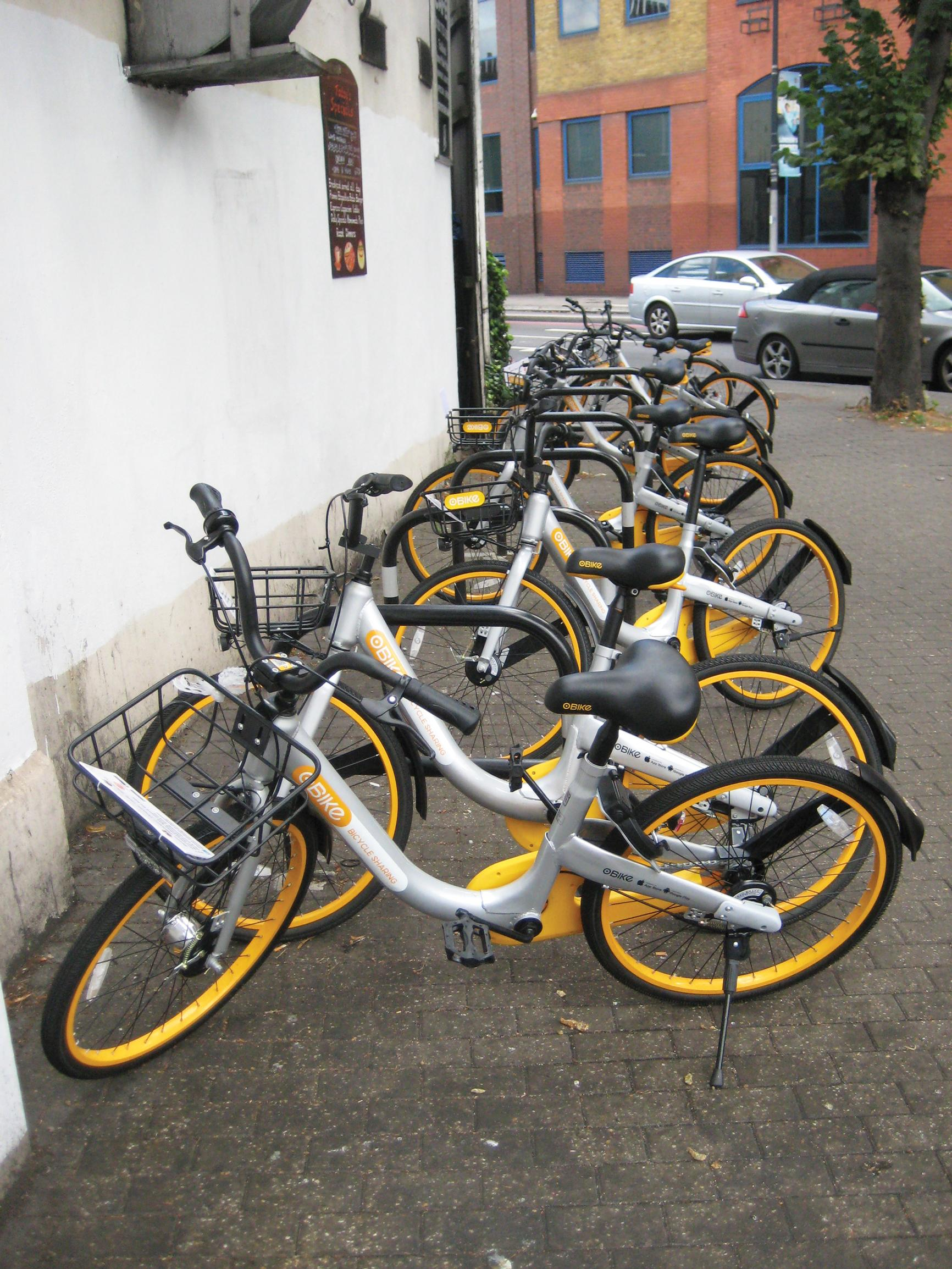 Work with us, authorities urge dockless bike hire operators