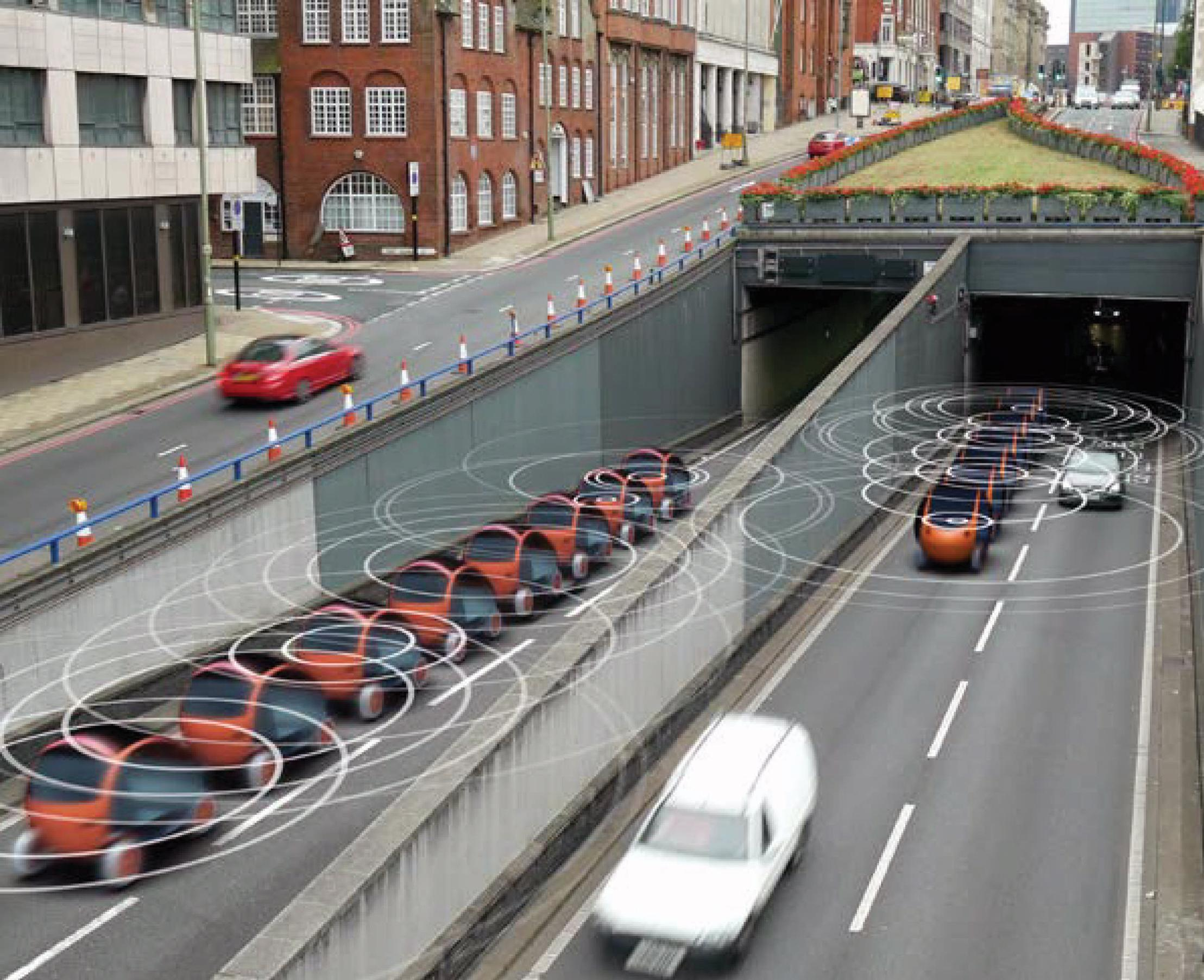 TfL probes policy & regulatory tools to control use of CAVs