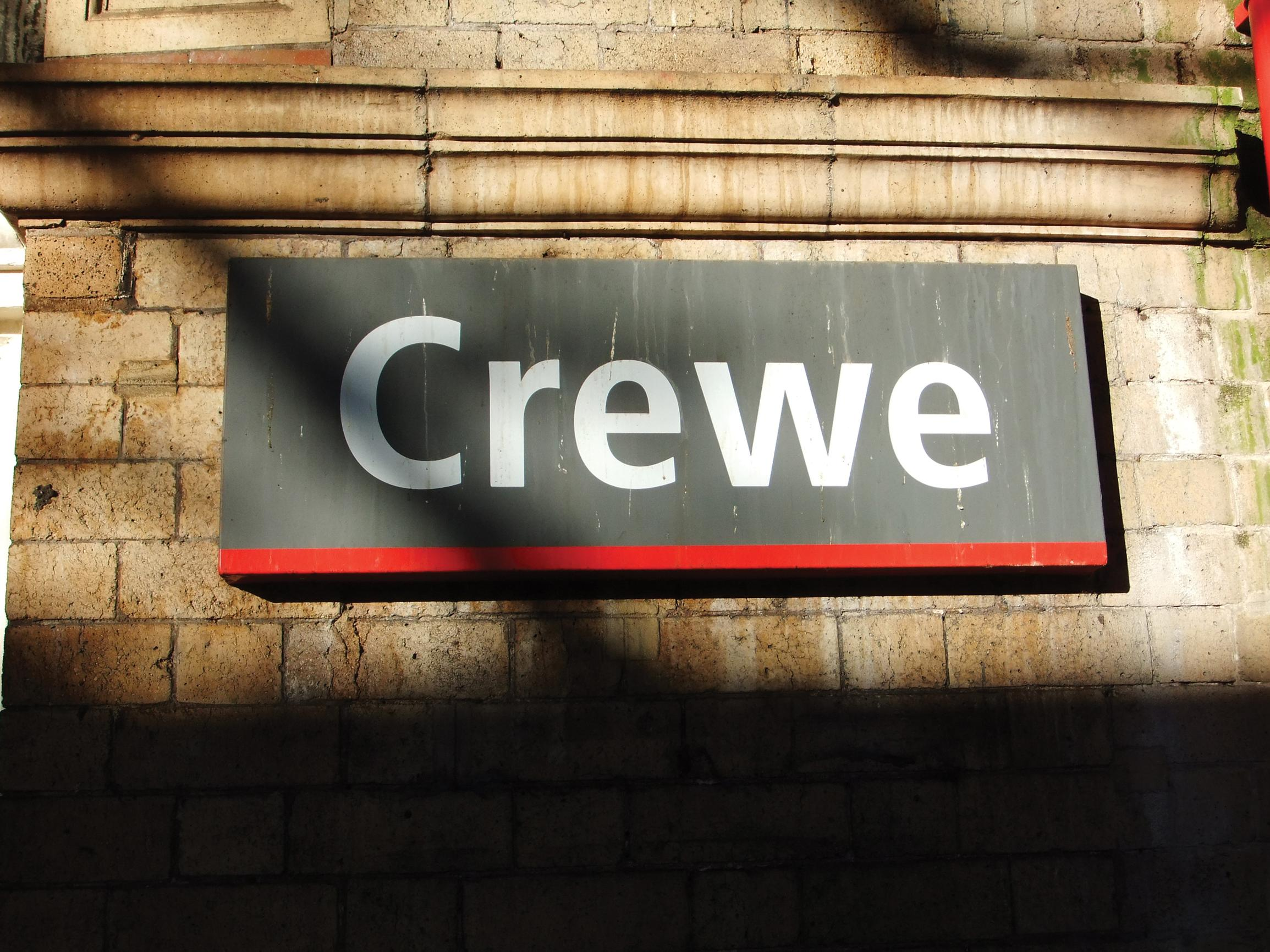 Crewe: bigger role in HS2?