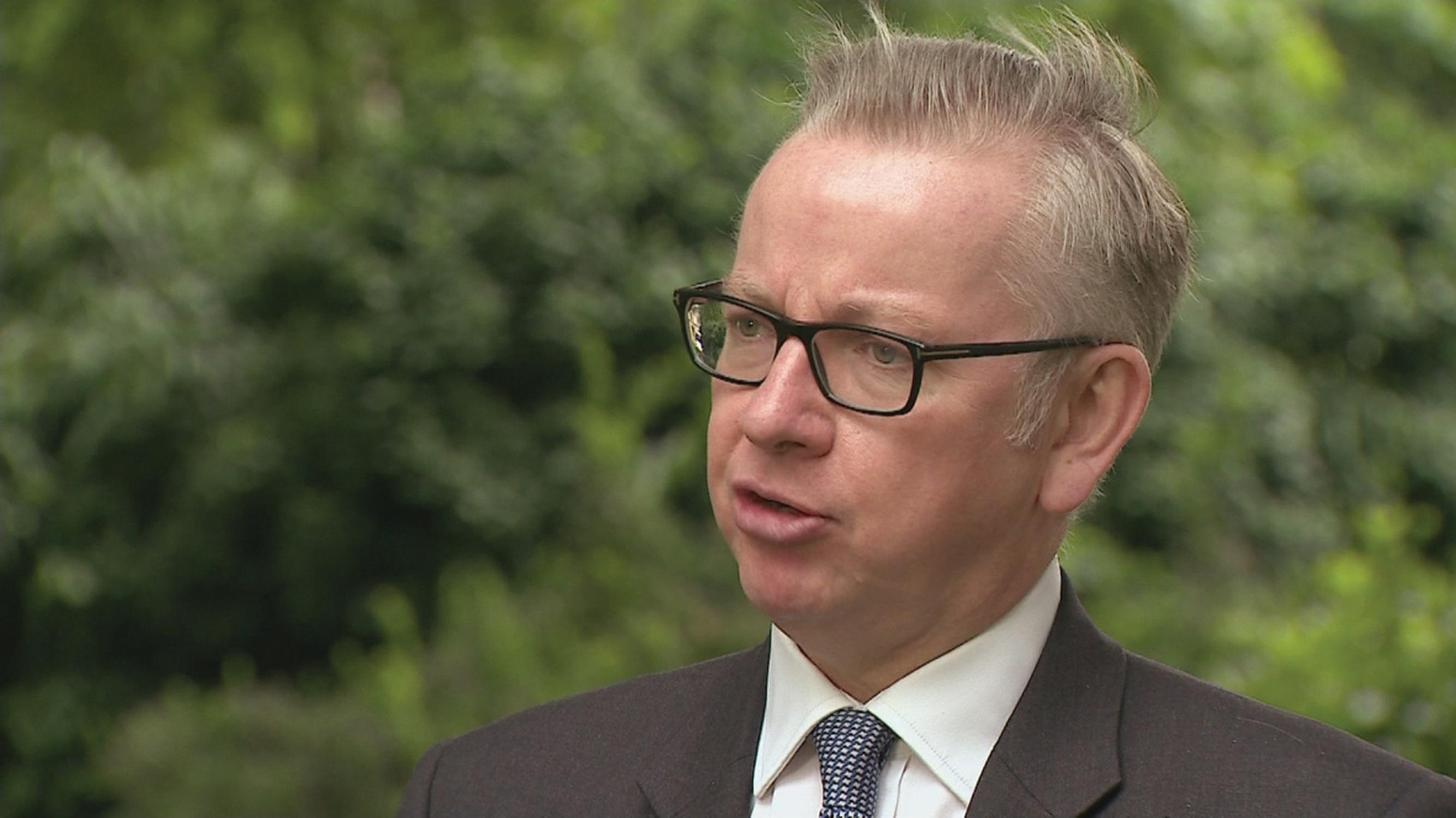 Gove: petrol and diesel ban vital for combating pollution and meeting climate change target