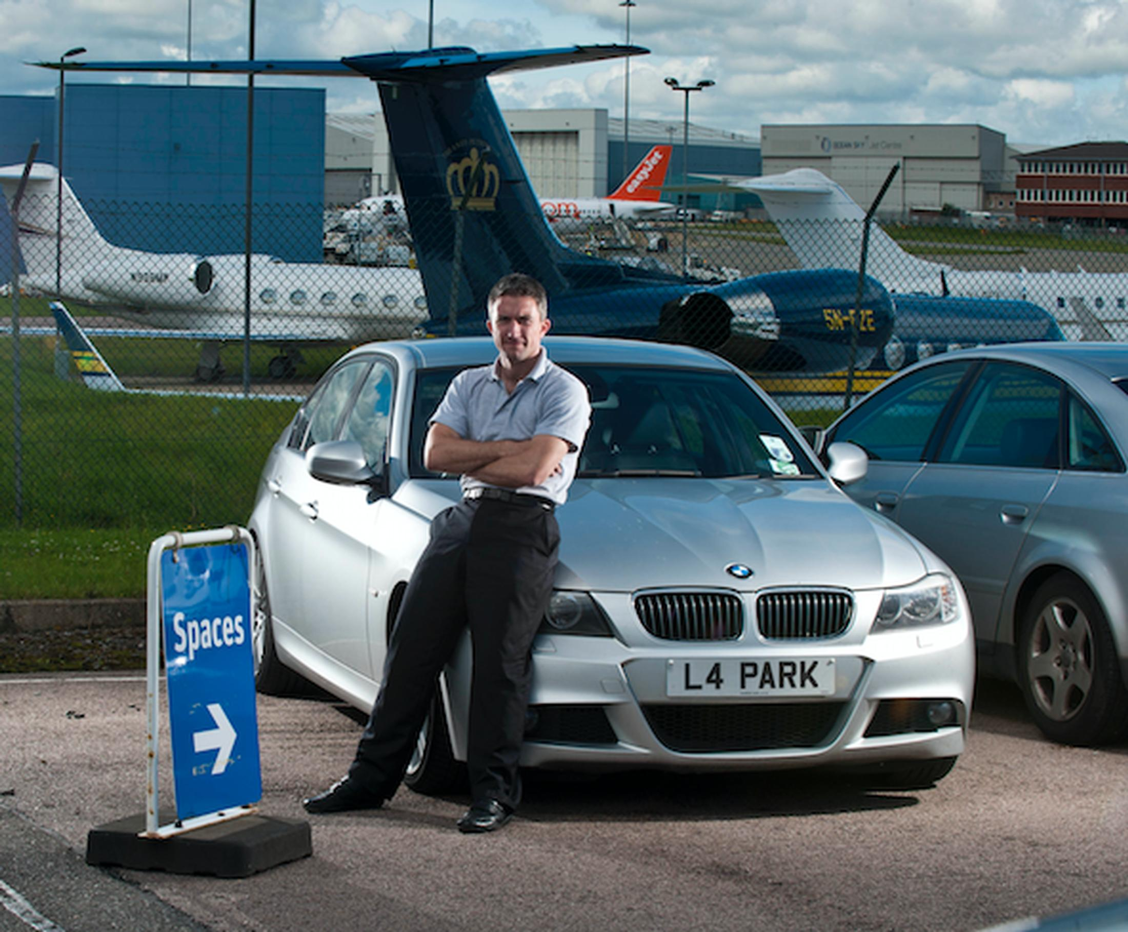 UK airport parking business acquires Australian company