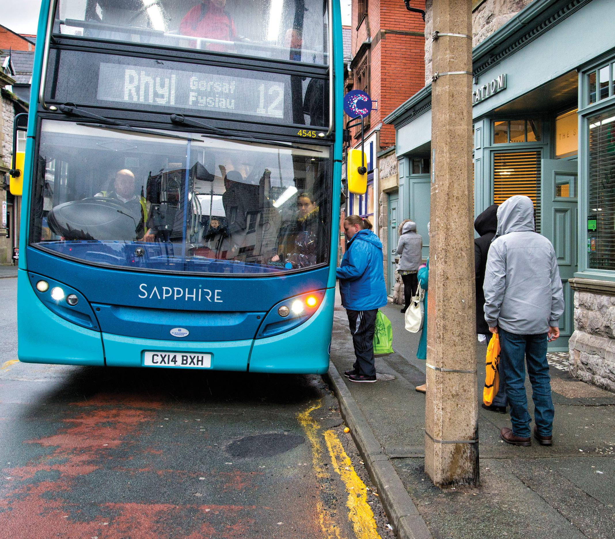 Lack of funding 'could thwart Welsh bus industry reforms'