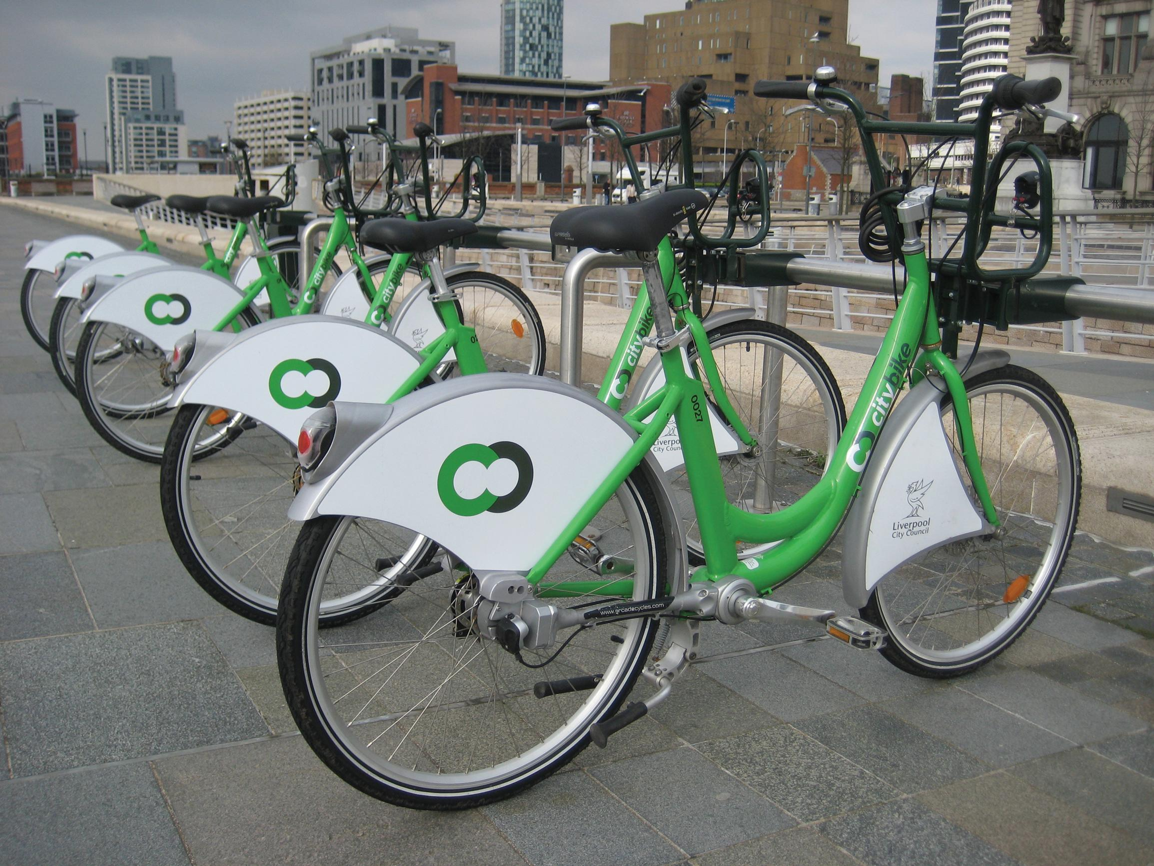 Liverpool brings bike hire operations in-house