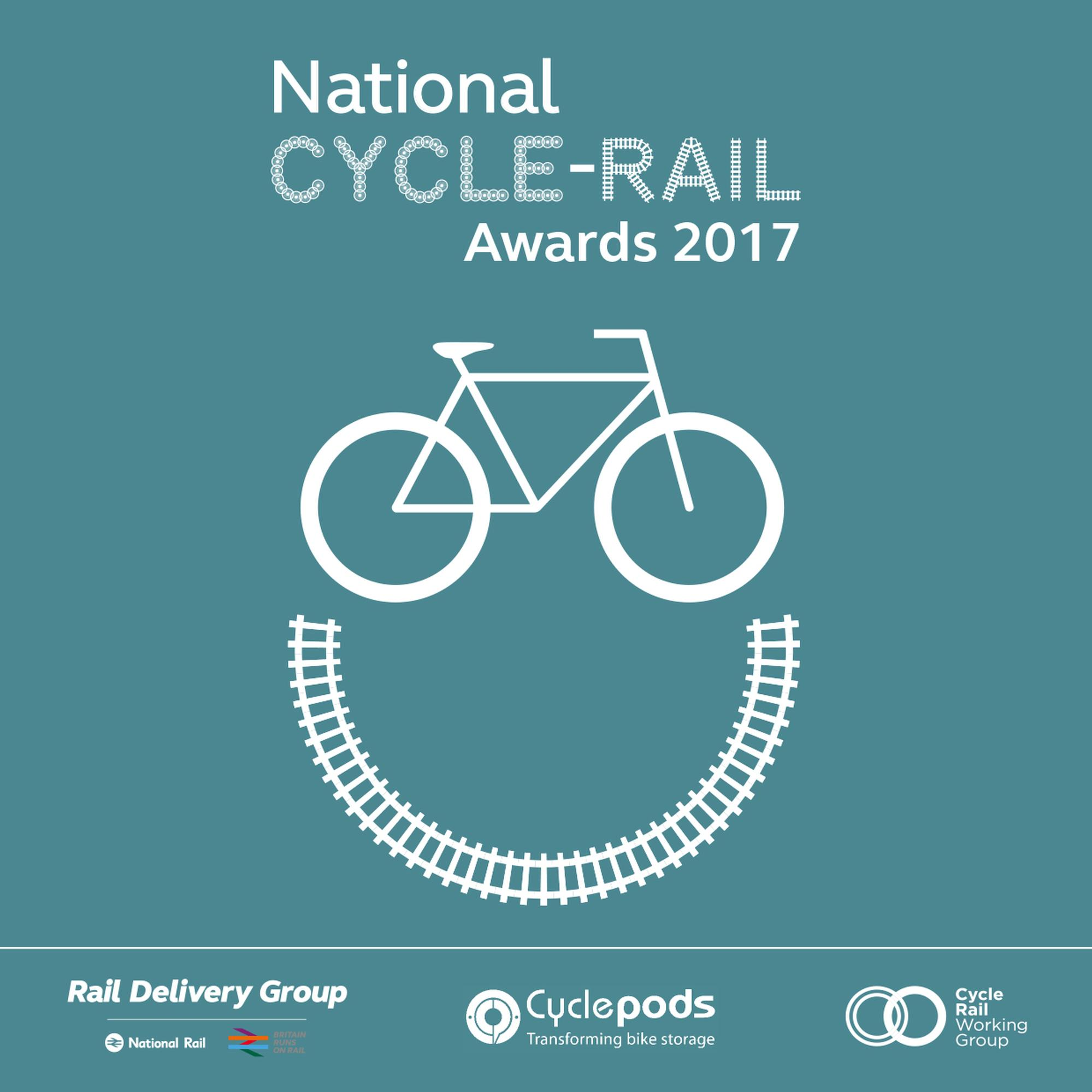 Awards to celebrate cycle-rail champions