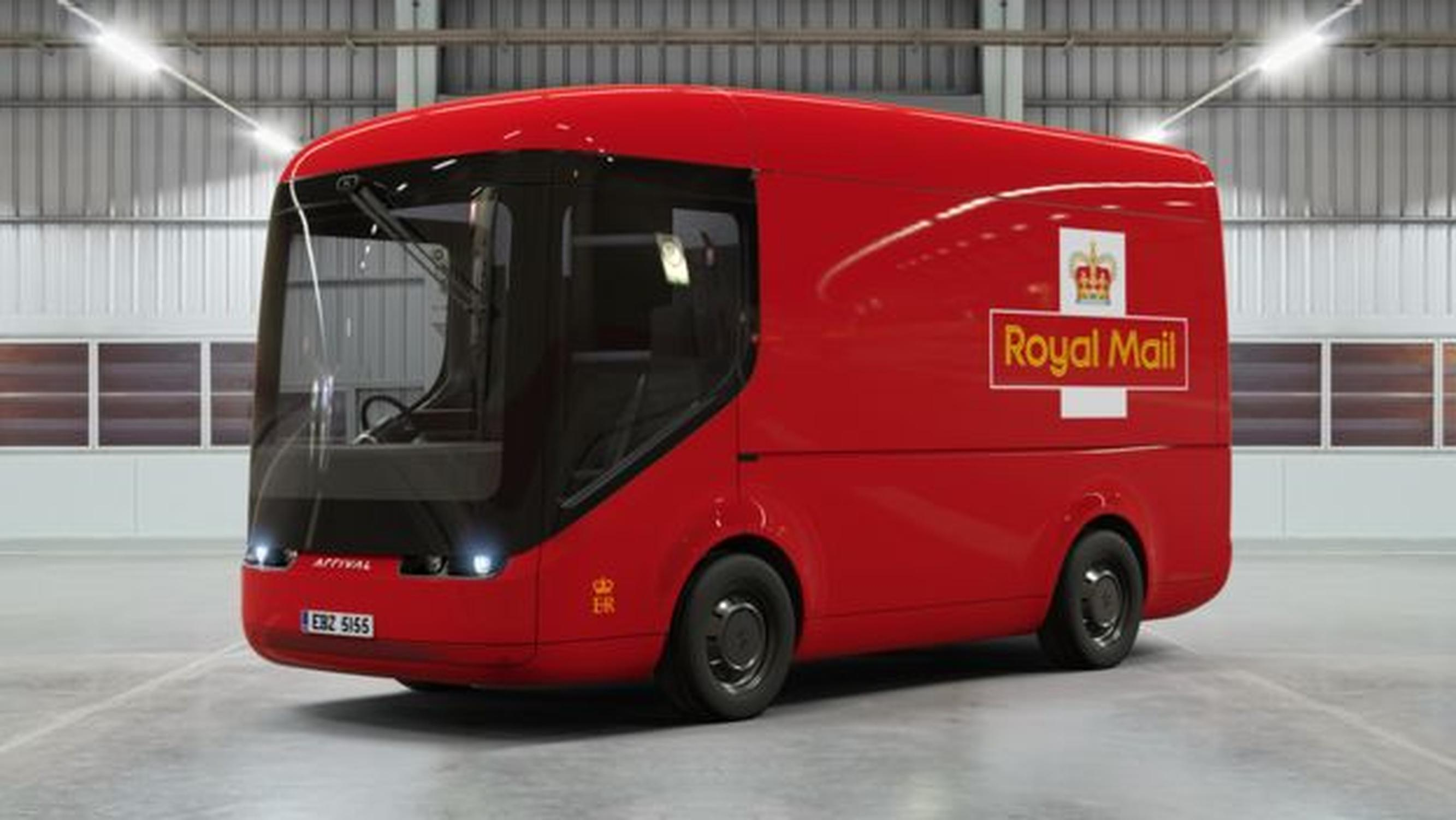 royal mail to trial electric vans in london. Black Bedroom Furniture Sets. Home Design Ideas
