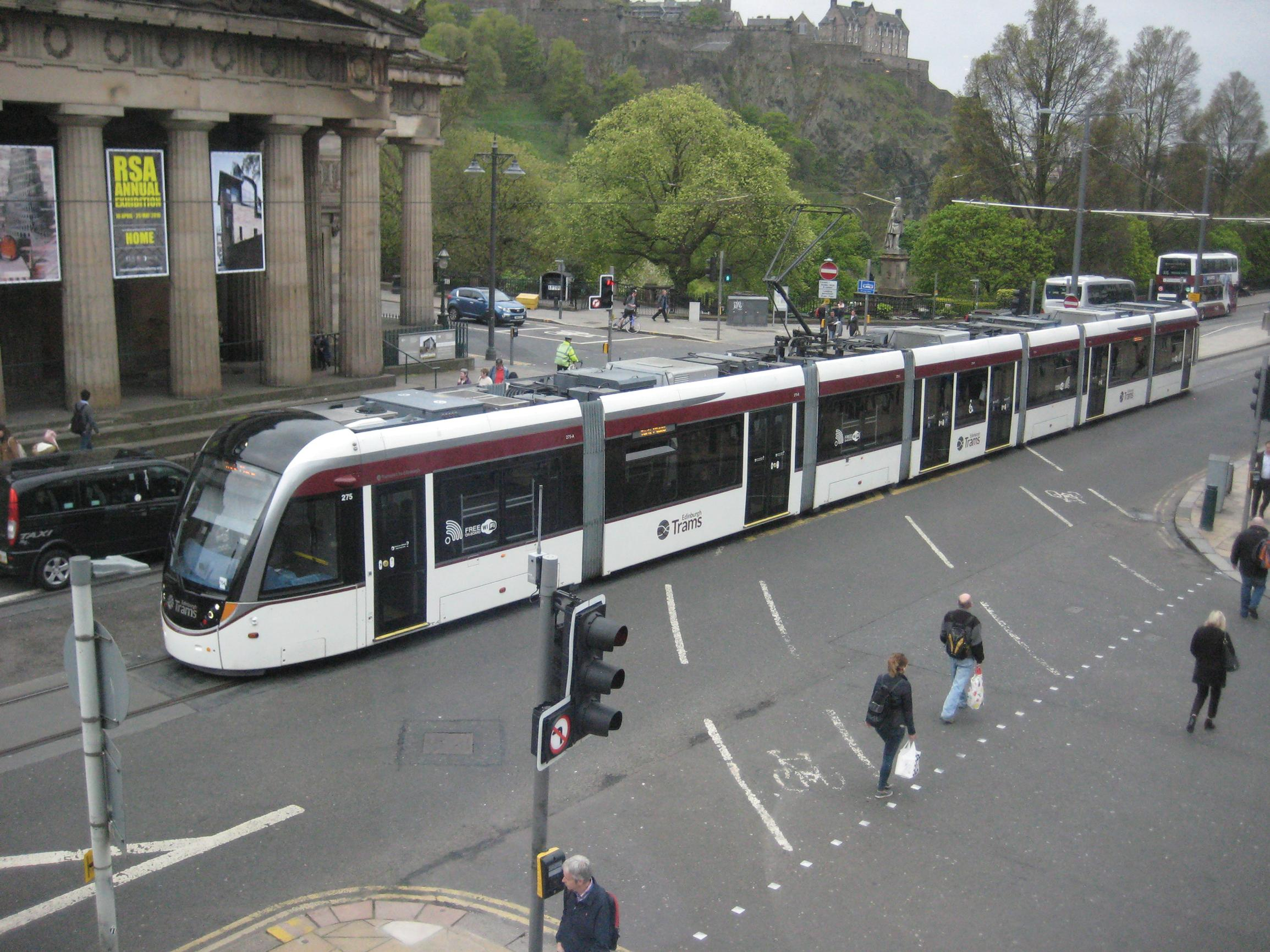 Edinburgh: oral hearings of tram inquiry begin on Tuesday